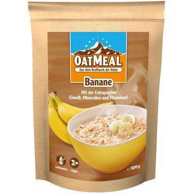 davina energy oat meal