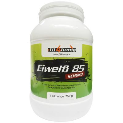 fit4home eiweiß 85 protein