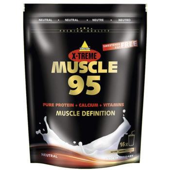 inko x-treme muscle 95 beutel 500
