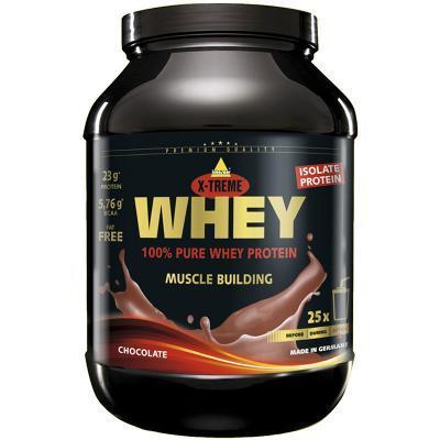 inko x-treme whey protein dose