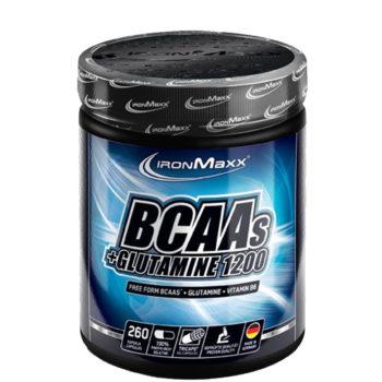 IronMaxx BCAAs + Glutamin 1200