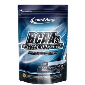 IronMaxx BCAAs + Glutamine Powder