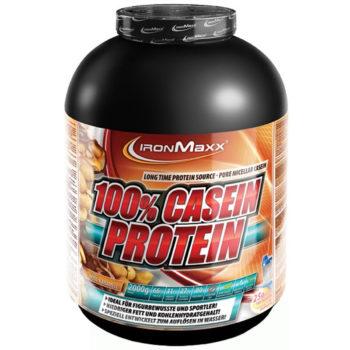 ironmaxx casein protein 2000g