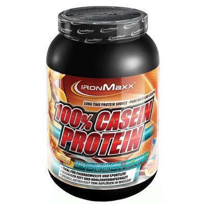 ironmaxx casein protein 750