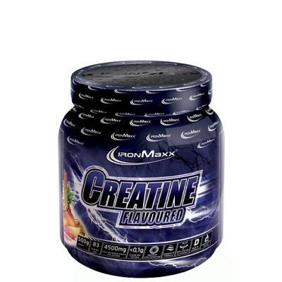 ironmaxx creatine flavoured 500