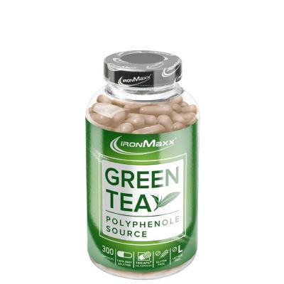ironmaxx green tea kapseln