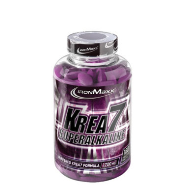 ironmaxx krea7 superalkaline tabletten