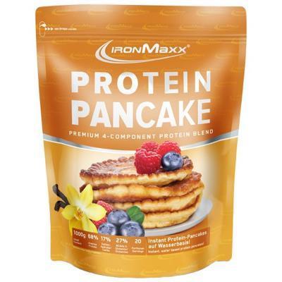 ironmaxx protein pancake 1000