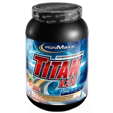 ironmaxx titan 2000