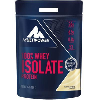 multipower 100 prozent whey isolate protein 1590