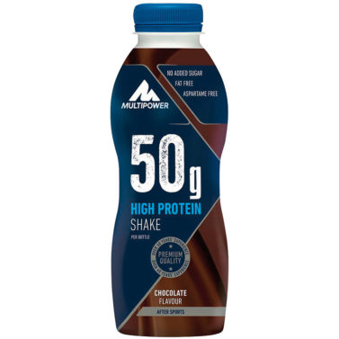 multipower 50g high protein shake