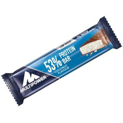 multipower 53 prozent protein bar