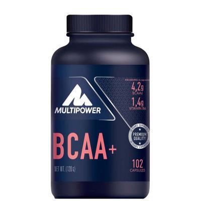multipower bcaa+ kapseln 102