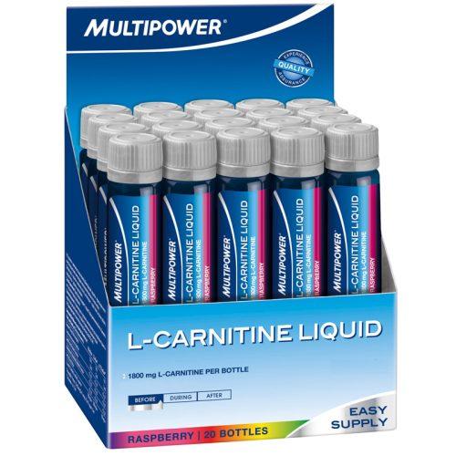 multipower l-carnitine liquid ampullen