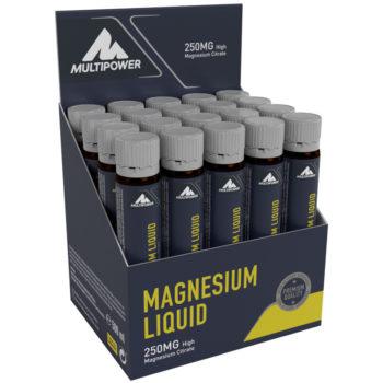 multipower magnesium liquid ampullen