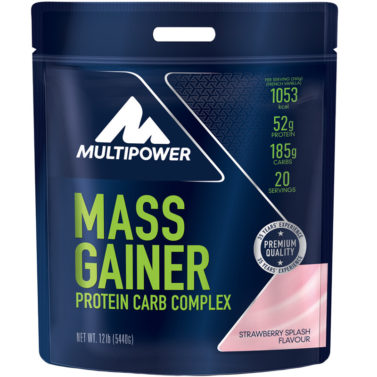 multipower mass gainer 5440g