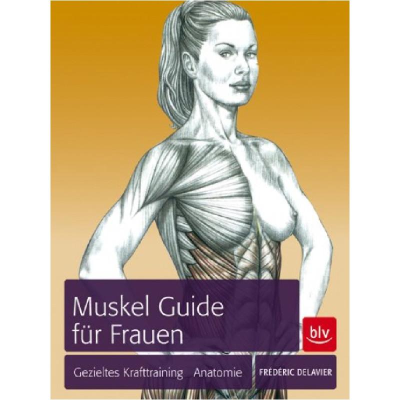 Muskel Guide für Frauen - fit4home.shop