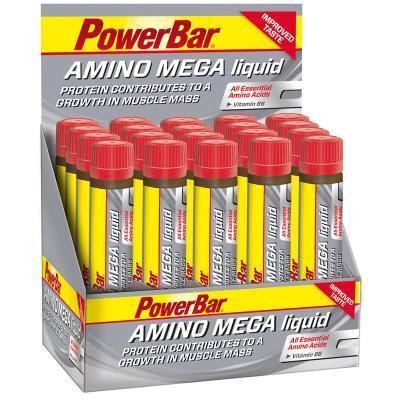powerbar amino mega liquid ampullen
