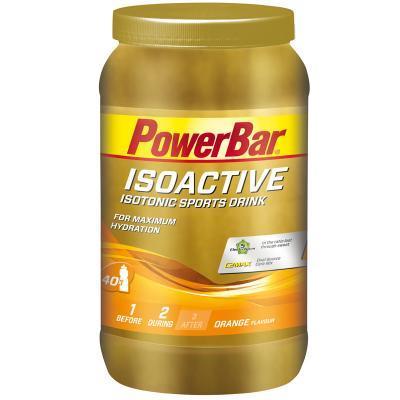 powerbar isoactive 1320g dose