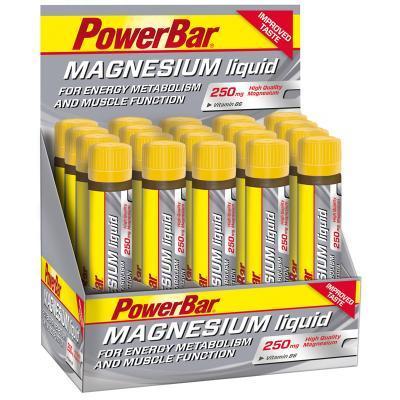 powerbar magnesium liquid ampullen