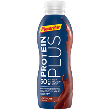 powerbar protein plus high protein drink