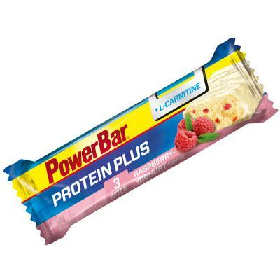 powerbar protein plus l-carnitine riegel