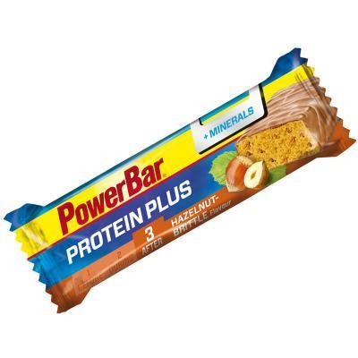 powerbar protein plus minerals riegel