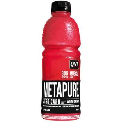 qnt zero carb metapure drink