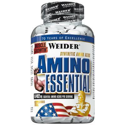 weider amino essential kapseln