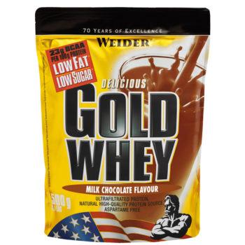 weider gold whey 500g beutel