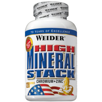 weider high mineral stack kapseln