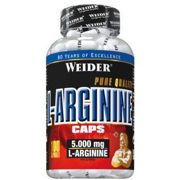 weider l-arginine kapseln