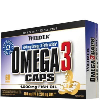 weider omega 3 60 kapseln
