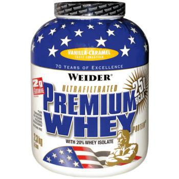 weider premium whey protein 2300g dose