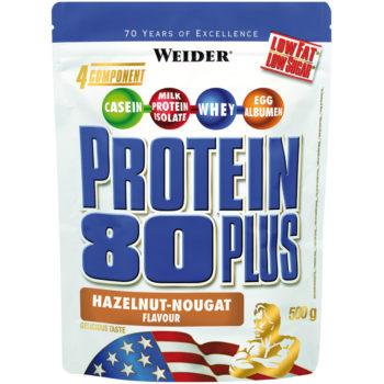 weider protein 80 plus 500g beutel