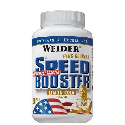weider speed booster tabletten