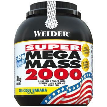 weider super mega mass 2000 3000g dose