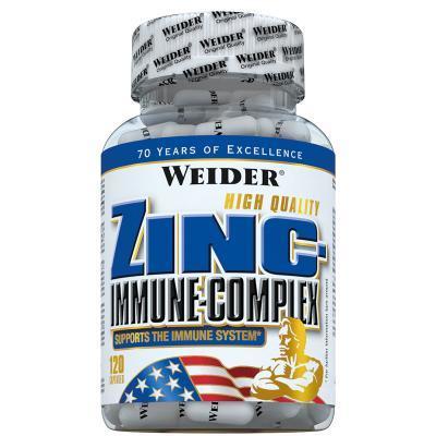 weider zinc immune complex kapseln