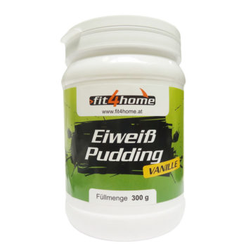 eiweiß pudding