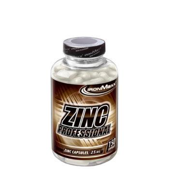 ironmaxx zink professional kapseln