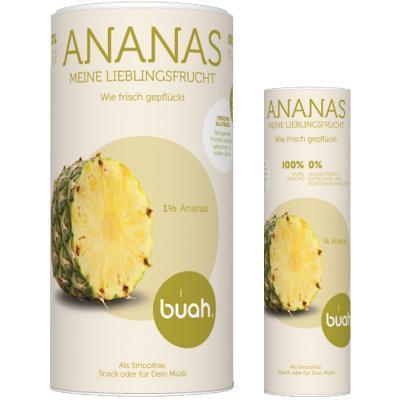 buah ananas pur