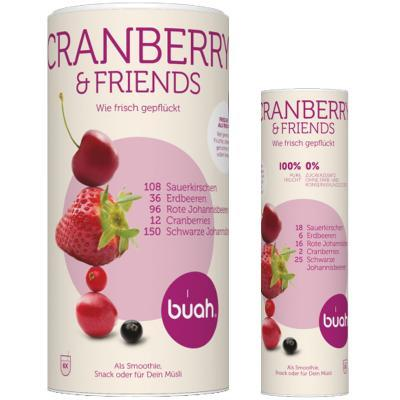 buah cranberry & friends