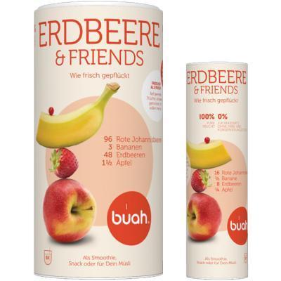 buah erdbeere & friends