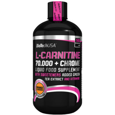 biotech usa l-carnitine 70000