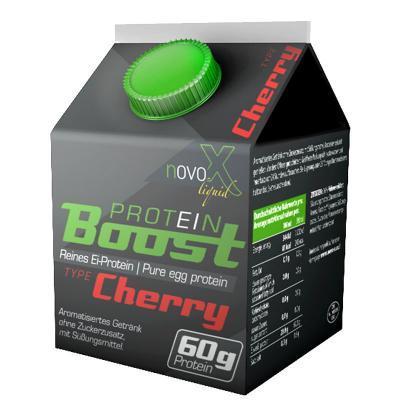 novo-x protein boost