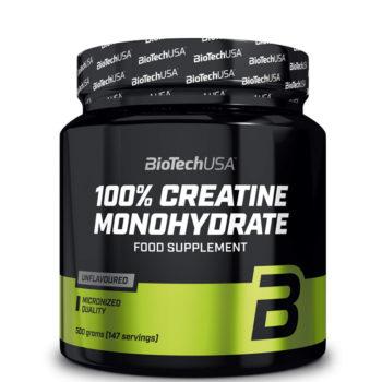 biotech usa 100% creatine monohydrat