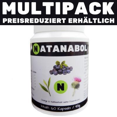 Natanabol Multipack