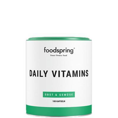 foodspring daily vitamins
