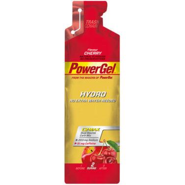 powerbar power gel hydro