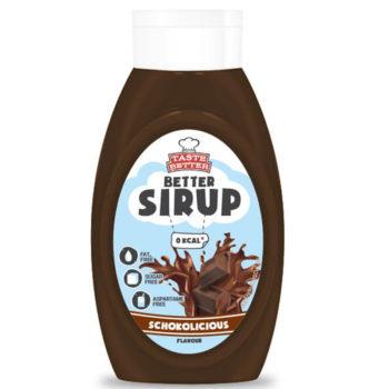 taste better sirup